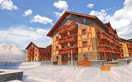 Tatragolf Mountain Resort ve Vysokých Tatrách platný až do 20.12.2019