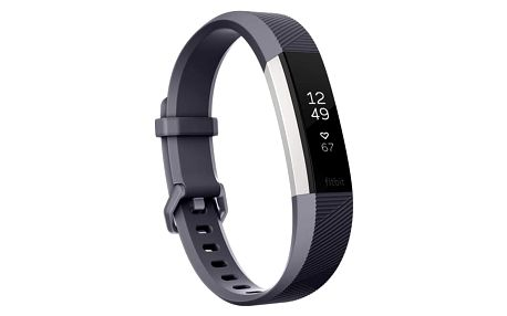 Fitbit Alta HR large - Blue Gray (FB408SGYL-EU)