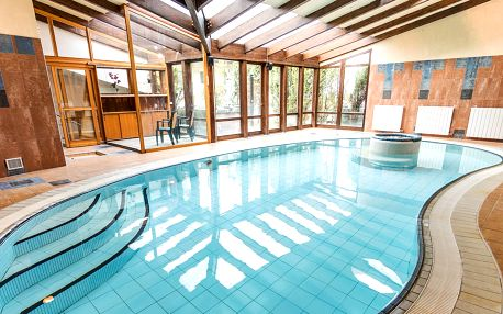 Zimní pobyt s neomezeným vstupem do bazénu i sauny