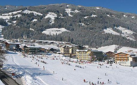 Rakousko - Zillertal na 4-6 dnů, polopenze