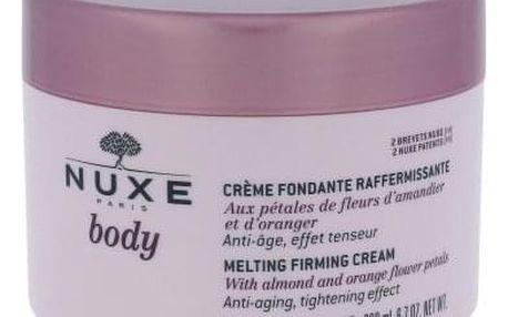 NUXE Body Care Melting Firming Cream 200 ml zpevňující tělový krém pro ženy