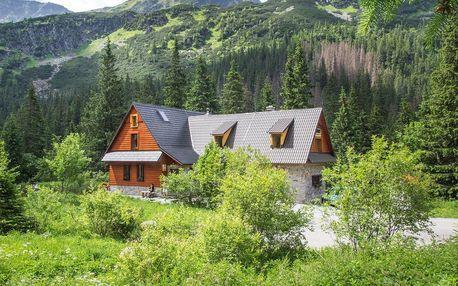 Pravý slovenský relax na chatě Ťatliakova 1374 m n. m.