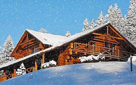 Na lyže i za turistikou do srubu v Kladském pomezí