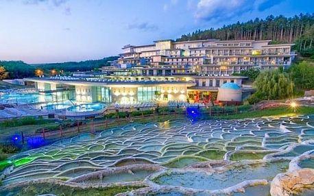 Egerszalók luxusně ve 4* hotelu se vstupem do unikátních termálních lázní
