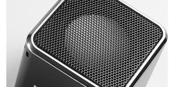Přenosný reproduktor Technaxx Mini MusicMan černý (3527)4
