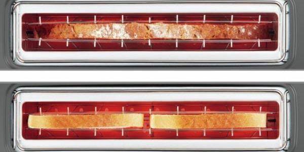 Opékač topinek Bosch ComfortLine TAT6A004 červený2