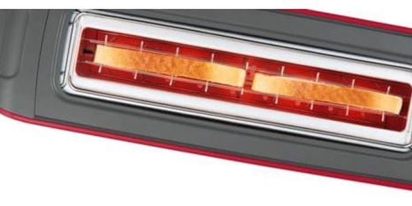 Opékač topinek Bosch ComfortLine TAT6A004 červený3