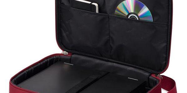 Brašna na notebook DICOTA Multi BASE 14 - 15.6 červená (D30920)3