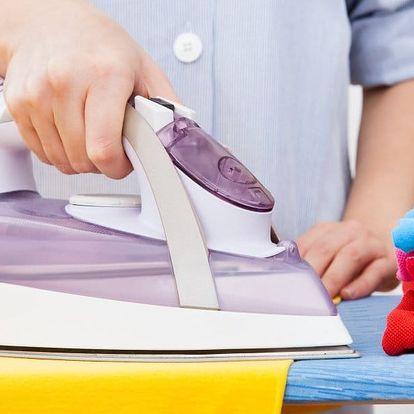 Profesionální žehlení a praní: košile i saka