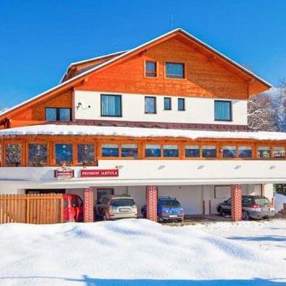 Krkonoše jen 850 m od ski areálu + slevy