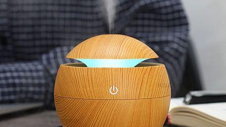 Originální difuzér s LED světly