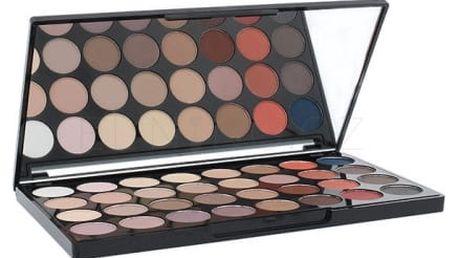 Makeup Revolution London Flawless Matte 2 Palette 20 g paletka očních stínů pro ženy