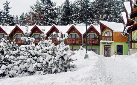 Slovenský ráj a Park Hotel Čingov s kachními hody