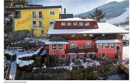 Rakousko - Kaprun - Zell am See na 4-8 dnů, all inclusive