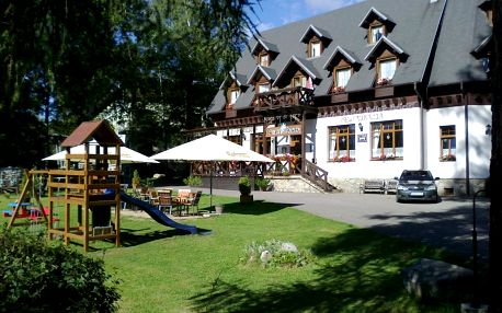 Vysoké Tatry: Penzión Encián