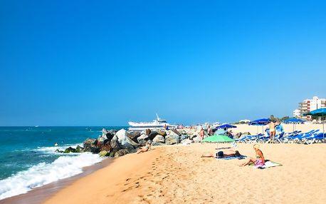 7 nocí ve Španělsku: hotel u pláže, polopenze