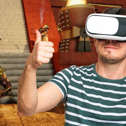 Výprava na ostrov Yucatan: 15 minut ve filmu VR
