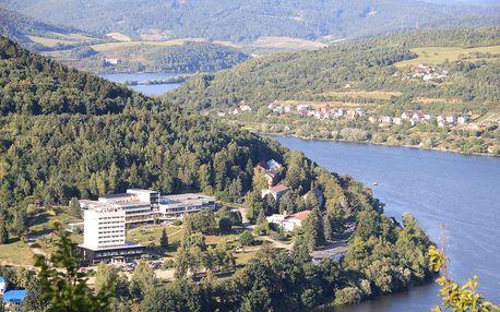 Lázně Nimnica - víkendový pobyt s plnou penzí, medicínské wellness, solná jeskyně