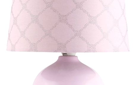 Rabalux 4384 Ellie stolní lampa, růžová