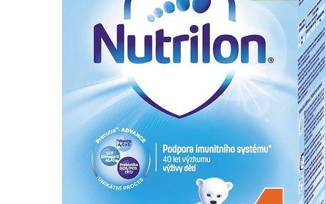 10x NUTRILON 4 (600g) – kojenecké mléko