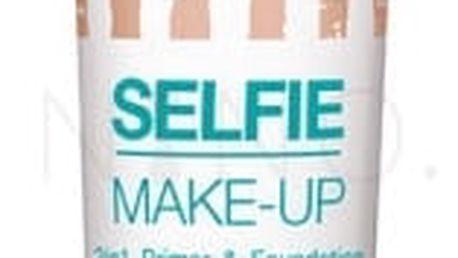 Dermacol Selfie 25 ml dvoufázový make-up pro ženy 3