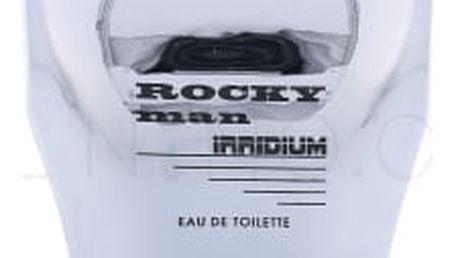 Jeanne Arthes Rocky Man Irridium 100 ml toaletní voda pro muže