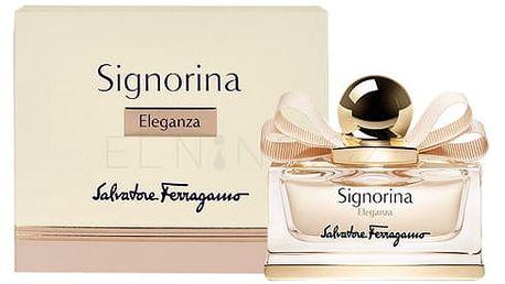 Salvatore Ferragamo Signorina Eleganza 20 ml parfémovaná voda pro ženy