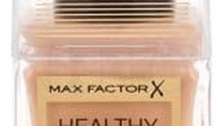 Max Factor Healthy Skin Harmony SPF20 30 ml rozjasňující tekutý make-up pro ženy 60 Sand