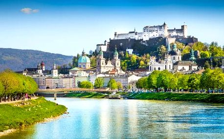 Rakousko - Salcbursko autobusem na 3 dny