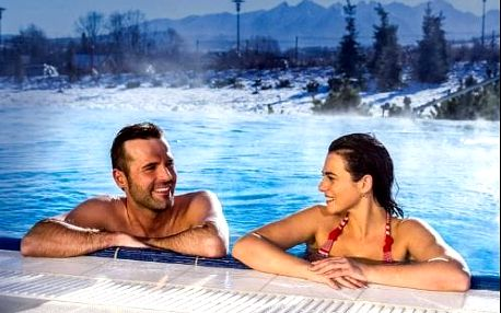 Relaxační pobyt v Turčianských Teplicích v 3* hotelu s procedurami nebo i Aquaparkem