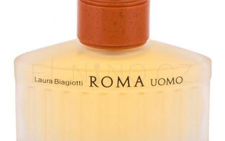 Laura Biagiotti Roma Uomo 75 ml voda po holení pro muže