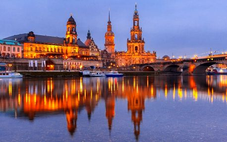 Zájezd do Drážďan nejen na novoroční výprodeje do Primarku