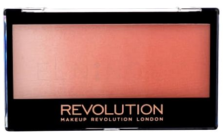Makeup Revolution London Gradient 12 g pudrový rozjasňovač a tvářenka pro ženy Sunlight Mood Lights