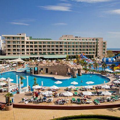 Bulharsko - Slunečné Pobřeží na 8 dní, all inclusive s dopravou letecky z Katowic přímo na pláži