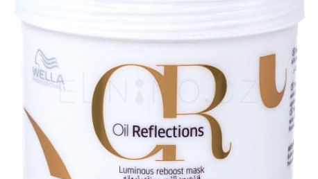 Wella Oil Reflections 500 ml maska pro všechny typy vlasů pro ženy