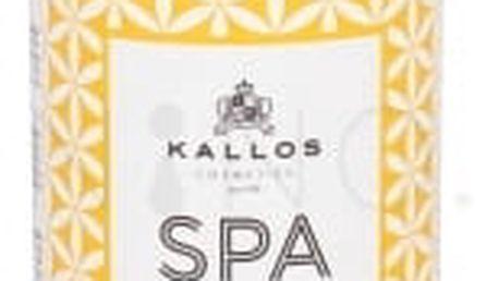 Kallos Cosmetics SPA Ultra-Light 1000 ml hydratační tělové mléko pro ženy