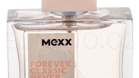 Mexx Forever Classic Never Boring 30 ml toaletní voda pro ženy