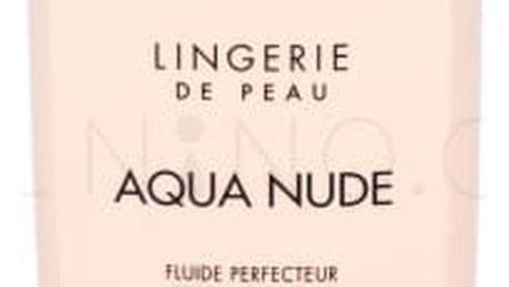 Guerlain Lingerie De Peau Aqua Nude SPF20 30 ml dlouhotrvající lehký make-up pro ženy 01W Very Light Warm