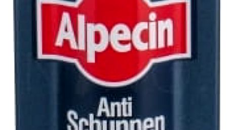 Alpecin Active Shampoo A3 250 ml šampon proti lupům pro muže