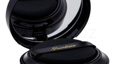 Guerlain Lingerie De Peau Cushion SPF25 14 g make-up proti známkám únavy pro ženy 01N Very Light