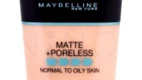 Maybelline Fit Me! Matte + Poreless 30 ml matující makeup pro ženy 102 Fair Ivory