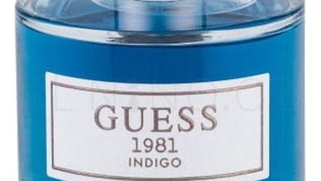 GUESS Guess 1981 Indigo For Men 50 ml toaletní voda tester pro muže