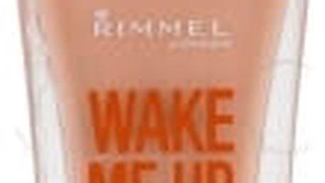Rimmel London Wake Me Up SPF20 30 ml rozjasňující make-up pro ženy 200 Soft Beige