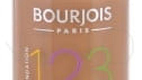 BOURJOIS Paris 123 Perfect 30 ml dlouhotrvající make-up pro ženy 58 Dark Bronze