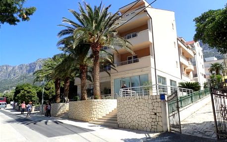 Chorvatsko, Střední Dalmácie, vlastní dopravou na 8 dní plná penze