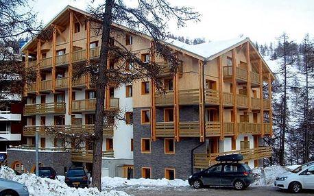 Francie, Hautes Alpes, vlastní dopravou na 8 dní bez stravy