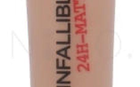 L´Oréal Paris Infaillible 24h-Matte 35 ml matující dlouhotrvající makeup pro ženy 32 Amber