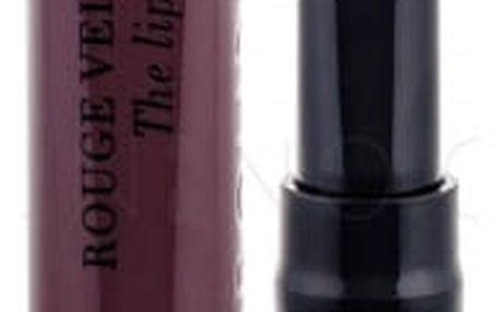 BOURJOIS Paris Rouge Velvet The Lipstick 2,4 g matná rtěnka pro ženy 26 French Opéra