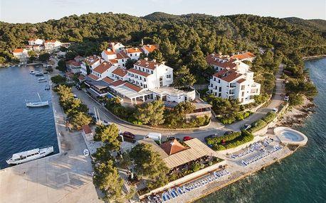 Chorvatsko, Jižní Dalmácie, vlastní dopravou na 8 dní polopenze