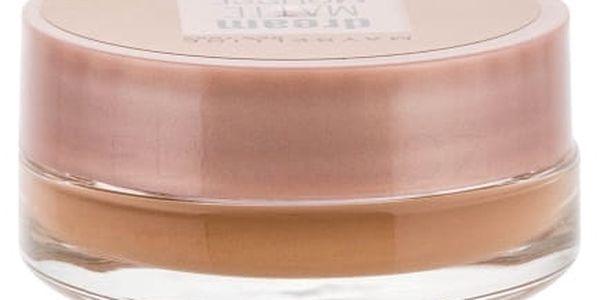 Maybelline Dream Matte Mousse SPF15 18 ml sametový matující makeup pro ženy 48 Sun Beige